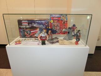 Exposición de juguetes Masters del Universo