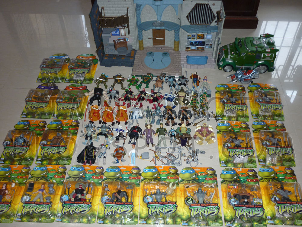 Colección 2003 de Playmates