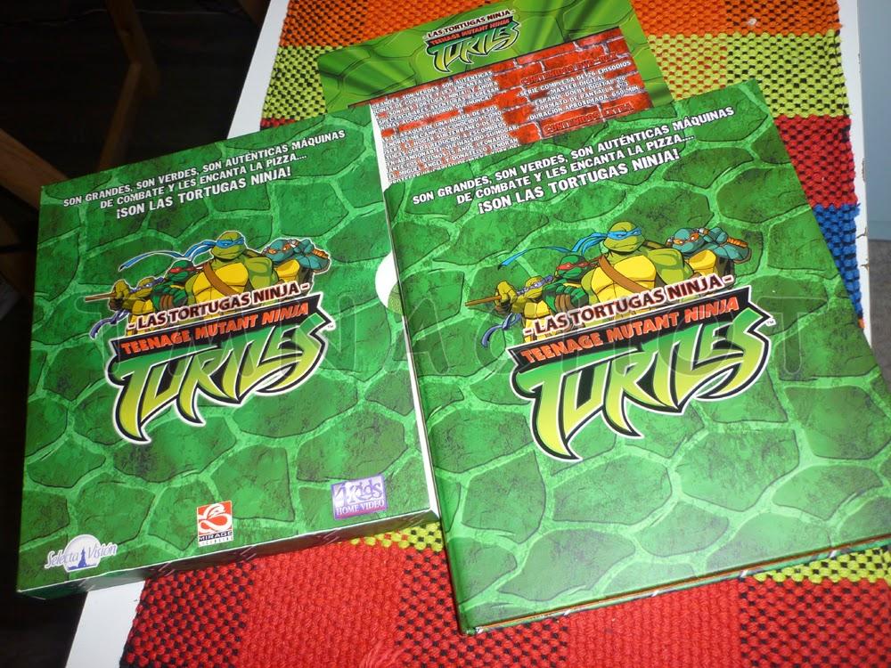 DVDs de la serie 2003