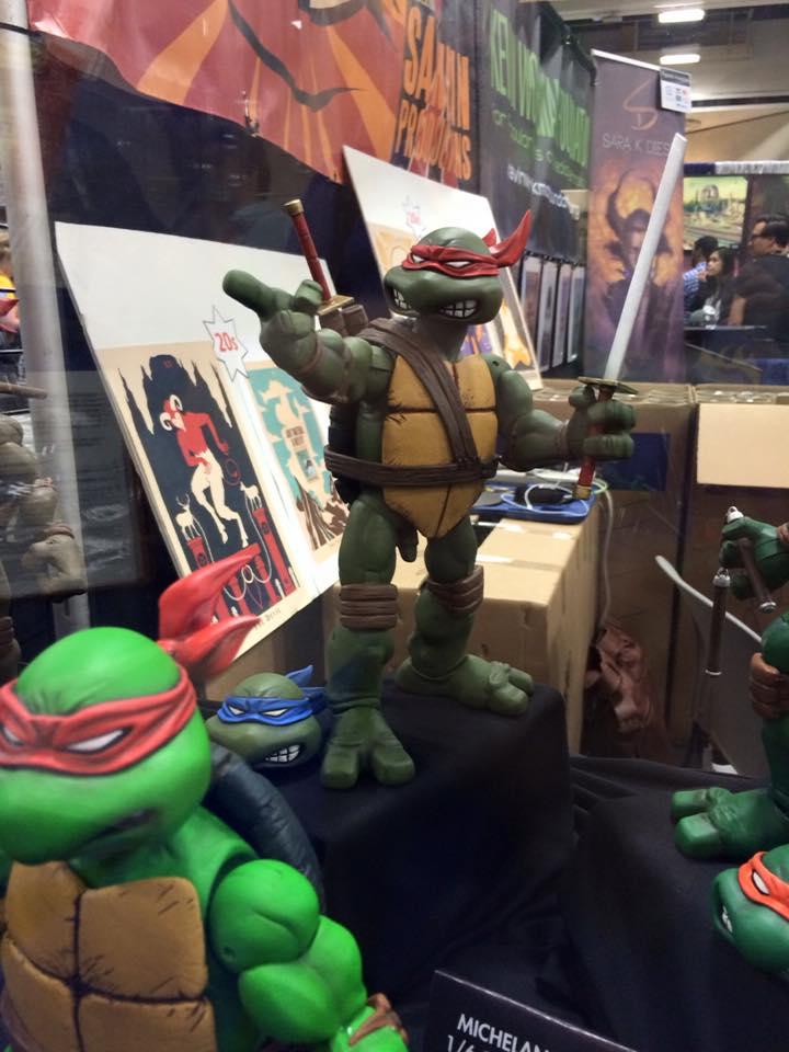 San Diego Comic Con 2015 Mondo Leonardo