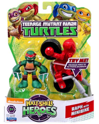 Half Shell Heroes Basic Figure 1