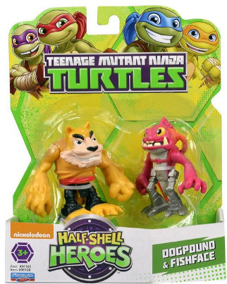 Half Shell Heroes Basic Figure 2