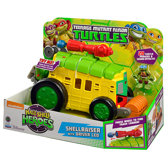 Half Shell Heroes Vehicle 2