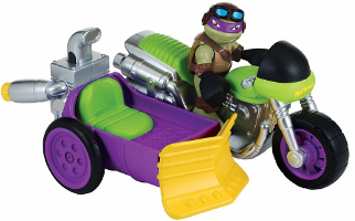 Half Shell Heroes Vehicle 1