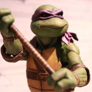 New York Toy Fair 2016 Neca Donatello5