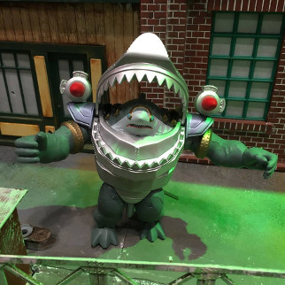 Playmates Armaggon New York Toy Fair 2016