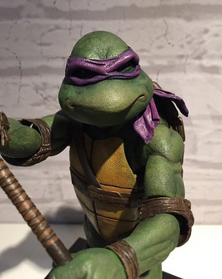 New York Toy Fair 2016 Neca Donatello3