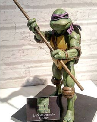 New York Toy Fair 2016 Neca Donatello2