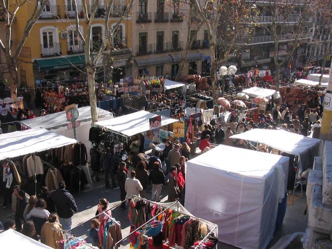 Los rastros de Madrid