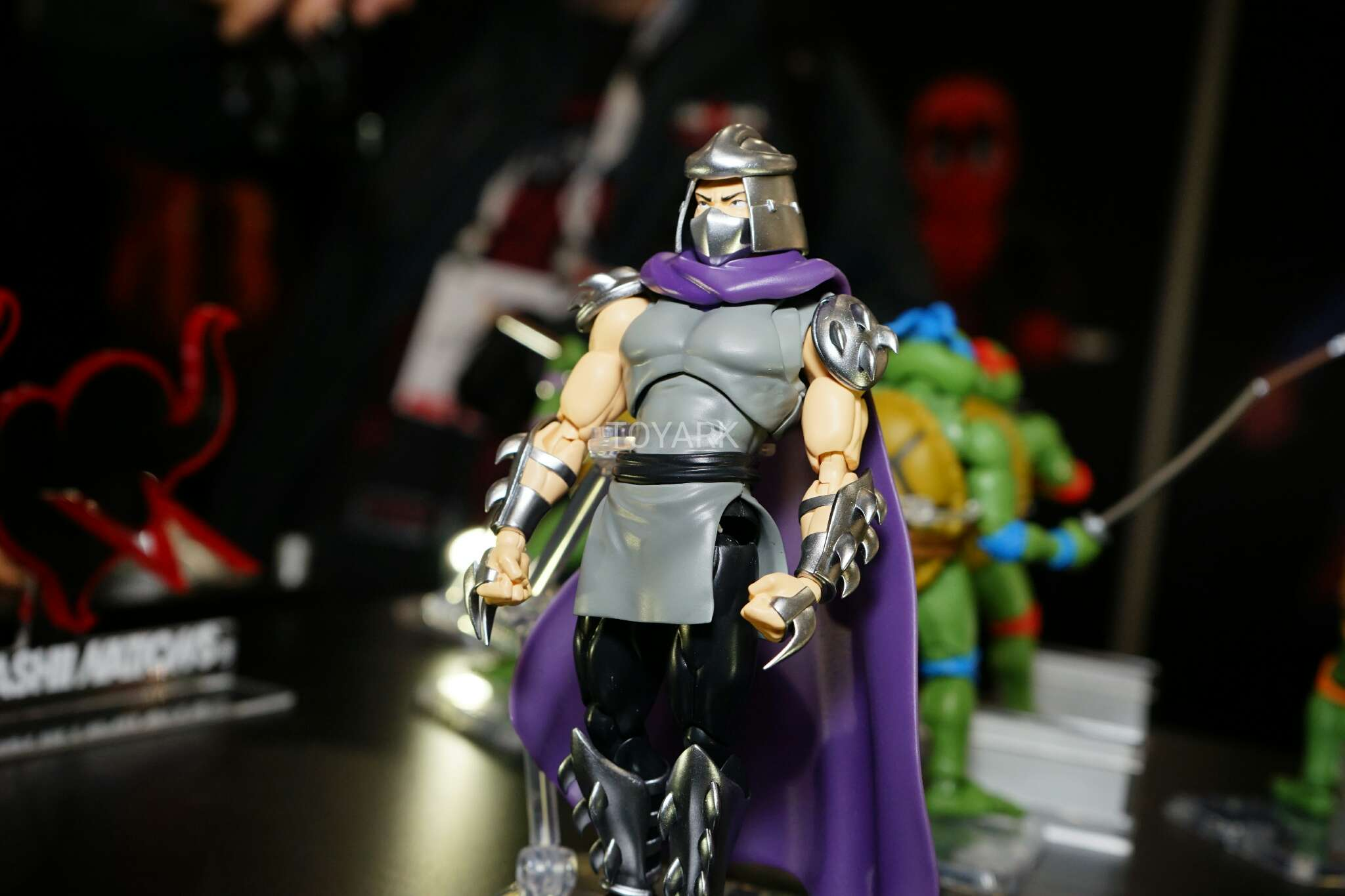 SH Figuarts Shredder