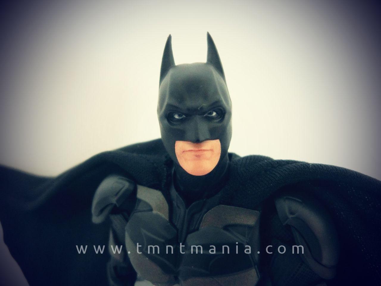 SH Figuarts Batman Cara 1
