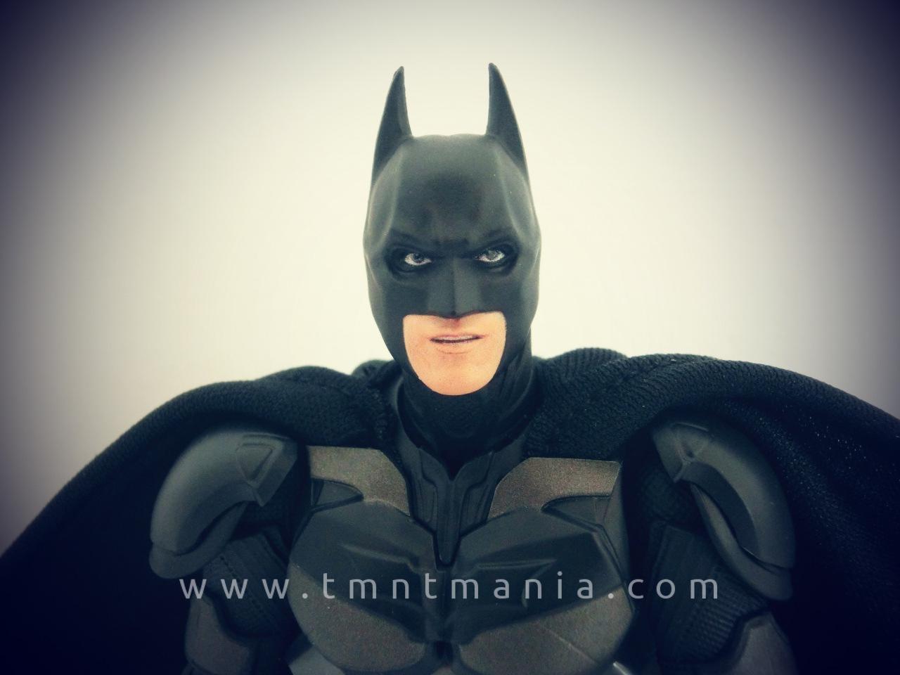 SH Figuarts Batman Cara 2