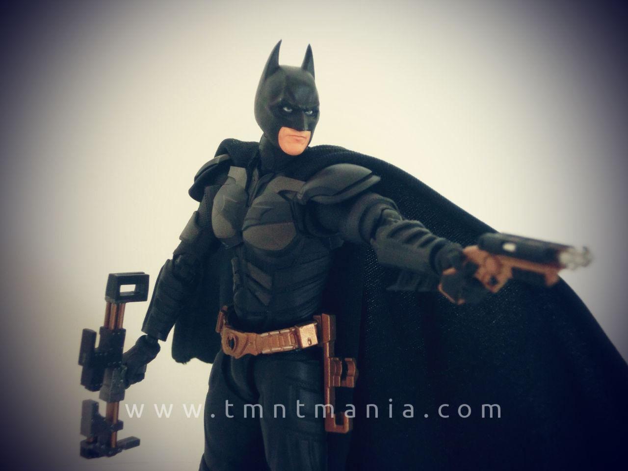 SH Figuarts Batman conjunto de manos