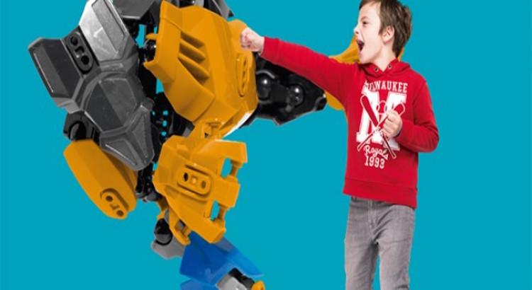 Robots Una Más No ¡quiero Mania MuñecaTmnt QBorxWeCd