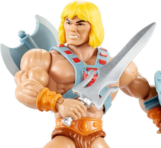 Figura de He-Man Masters del Universo Origins 2020