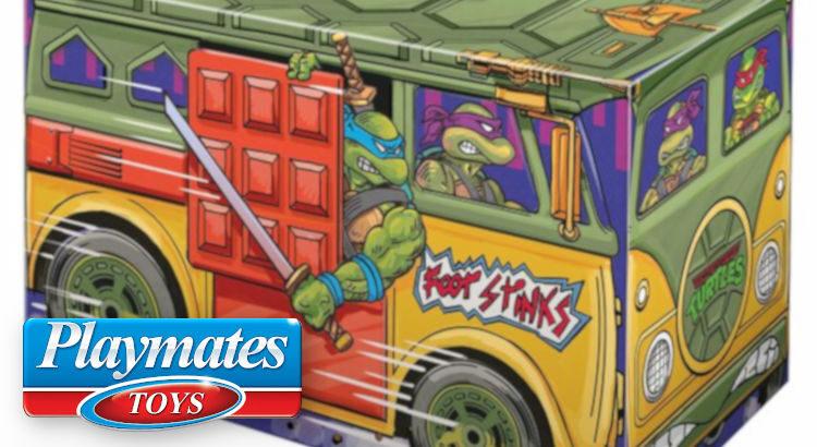 Pack Exclusivo Tortugas Ninja San Diego Comic Con 2020