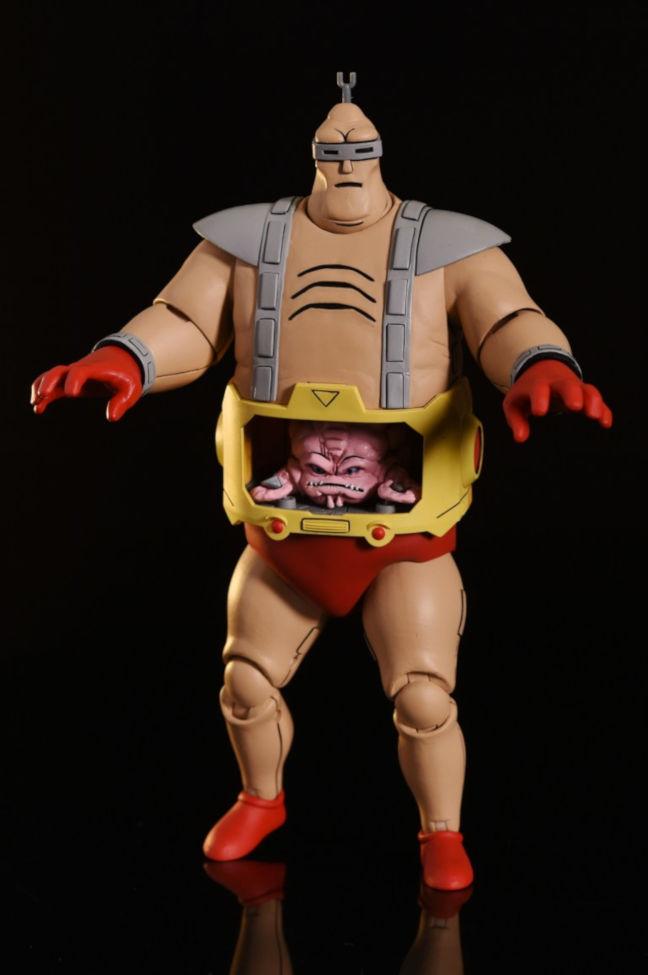 Imagen de la figura Krang Android Body de Neca