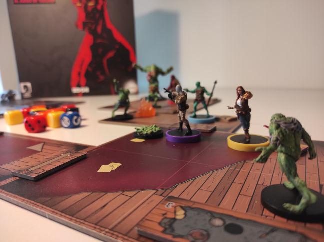 Imagen del juego Hellboy The Board Game