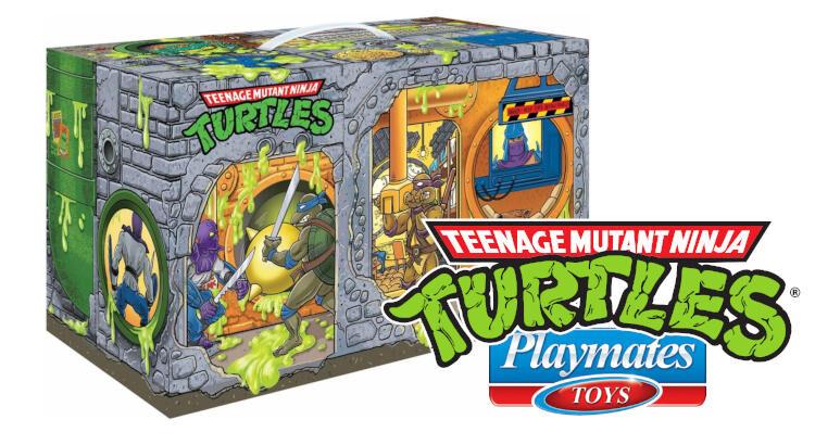 Nueva línea retro de Playmates portada