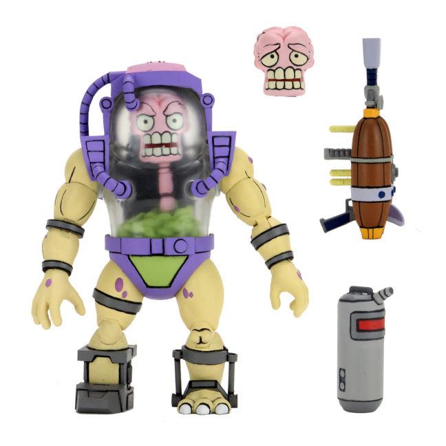 Imagen de la figura Mutagen Man de Neca