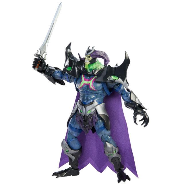 Imagen de la figura de Skelegod de Masters del Universo Masterverse